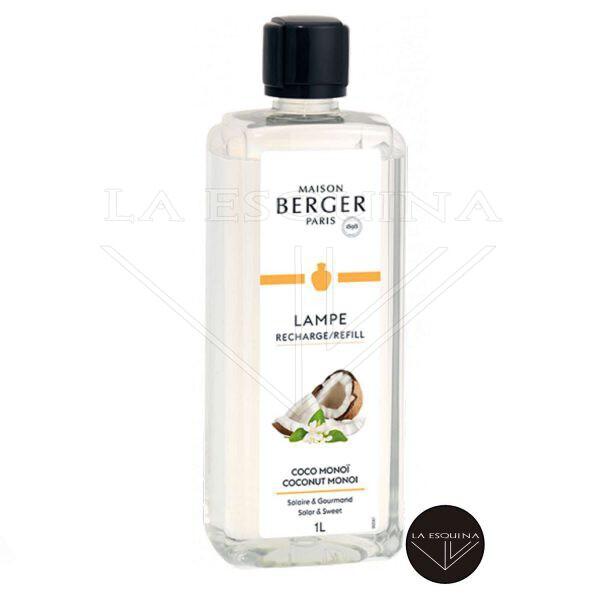 Recarga Lampe Berger Coco Monoï aroma coco y citricos
