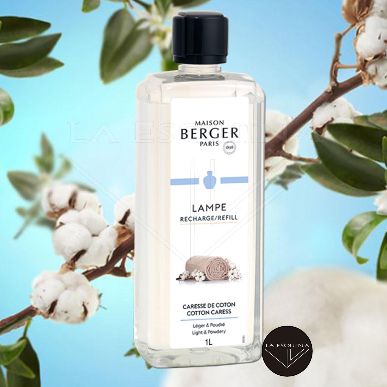 Parfum de Maison LAMPE BERGER Caresse de Coton 1 L