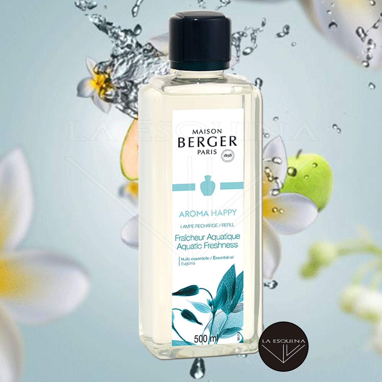 Parfum de Maison LAMPE BERGER Arome Happy 500ml