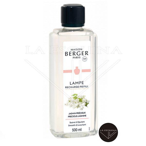 Recambio Lampe Berger Jasmin Précieux 500ml aroma jazmin melocoton