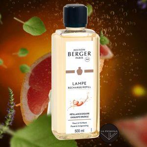 Recambio Lampe Berger Pétillance Exquise 500 ml aroma pomelo