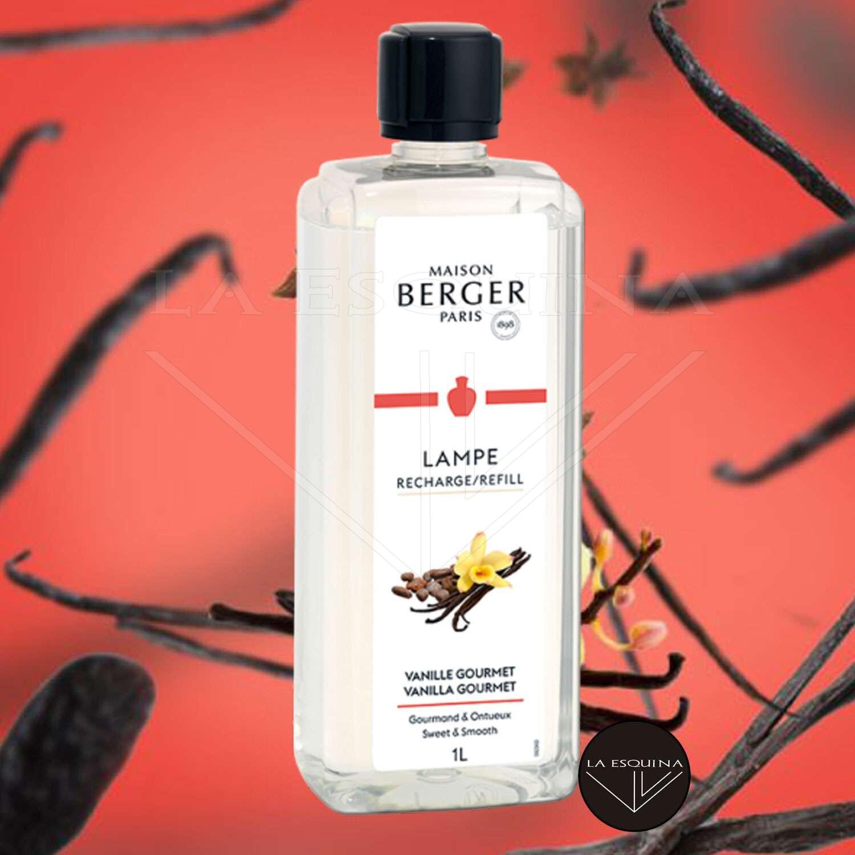 Parfum de Maison LAMPE BERGER Vanille Gourmet 1 L
