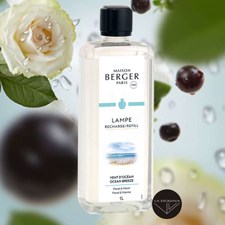 Parfum de Maison LAMPE BERGER Vent d'Océan 1 L