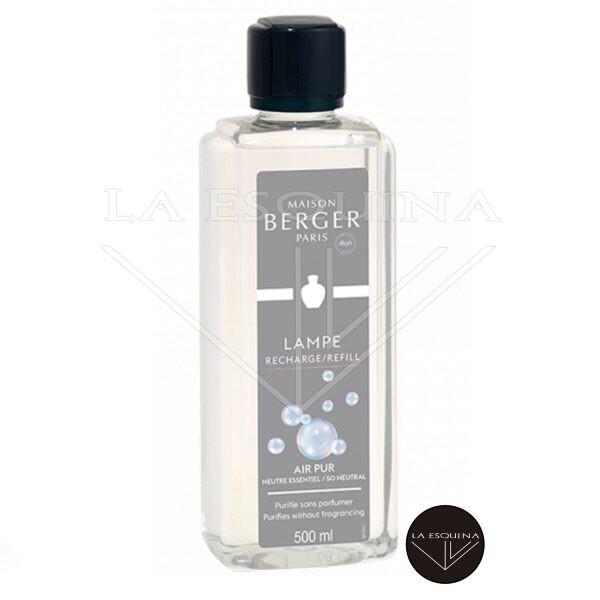 Recambio Lampe Berger Neutro Essentiel desodoriza sin perfumar