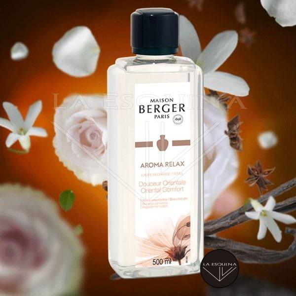 Recambio Lampe Berger Aroma Relax 500ml