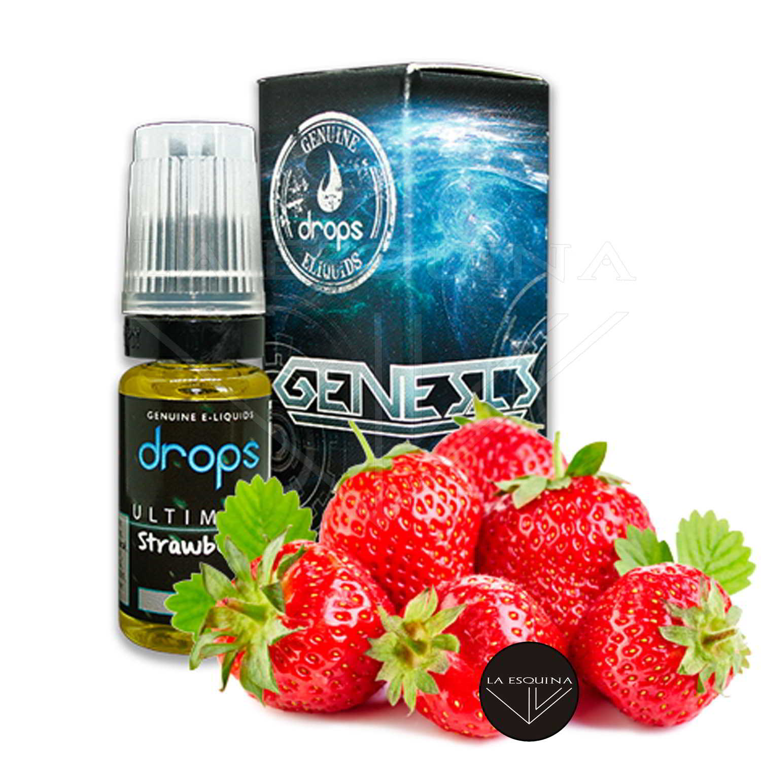 DROPS Ultimate Strawberry 10 ml