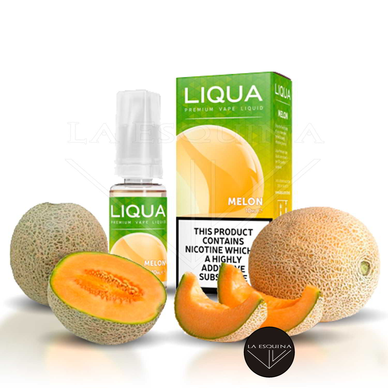 LIQUA Melon 10 ml