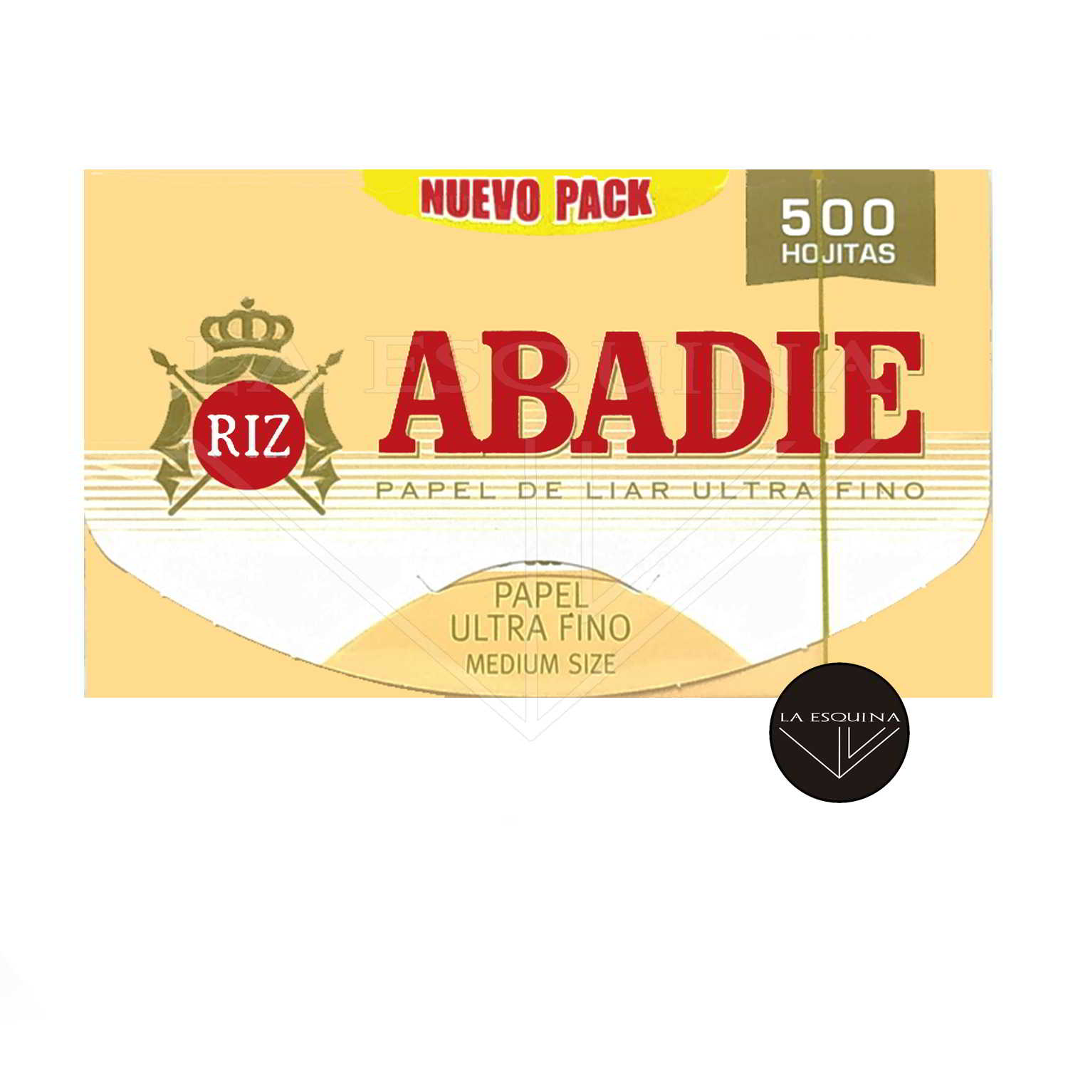 Papel ABADIE 500  78 mm