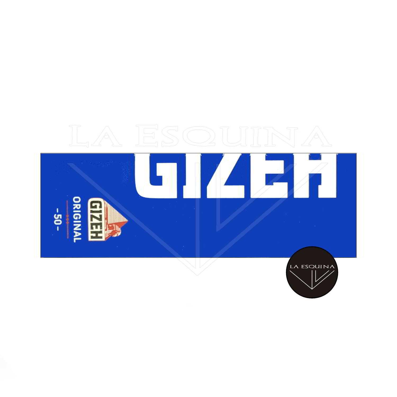 Papel GIZEH Azul Corto 70 mm