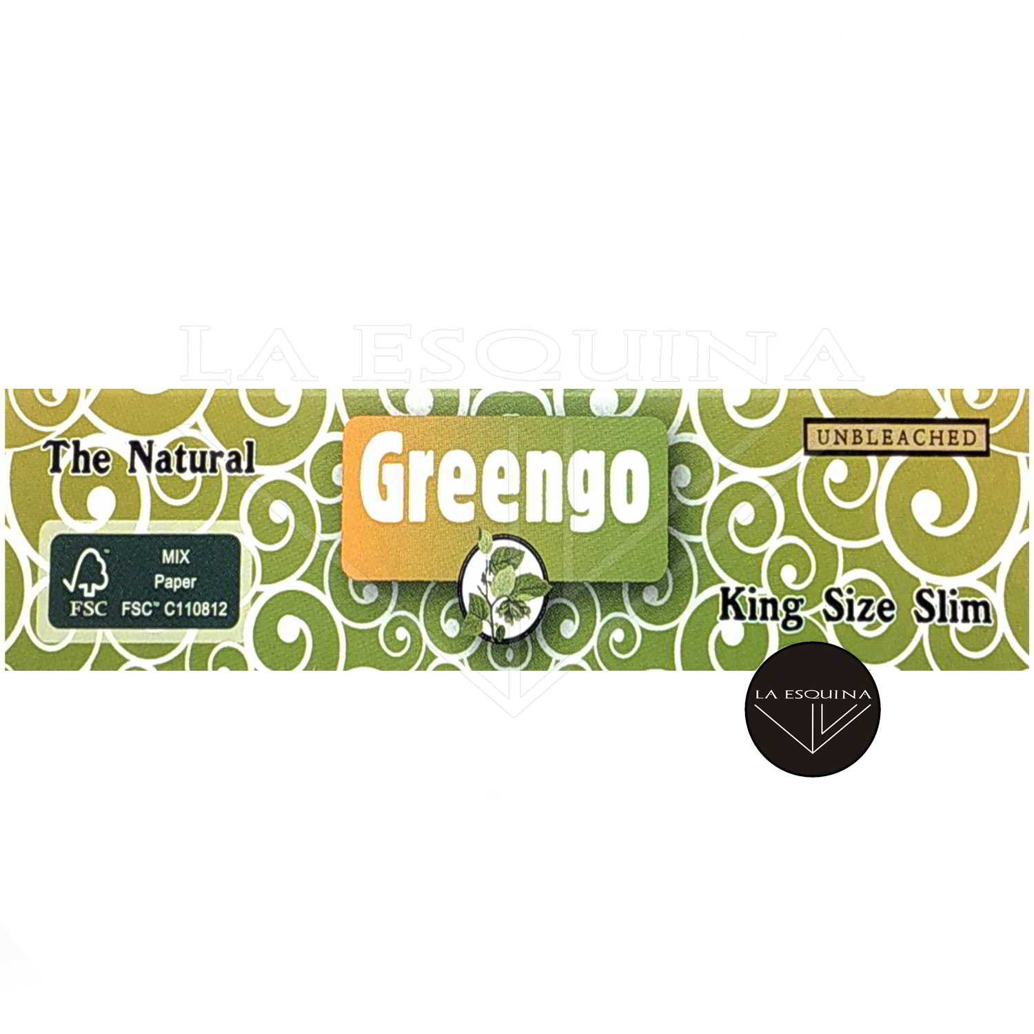 Papel GREENGO Largo 110 mm