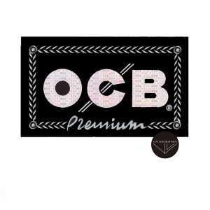 Papel de liar OCB Premium Doble corto de 70 mm, cada librito contiene 100 papelitos