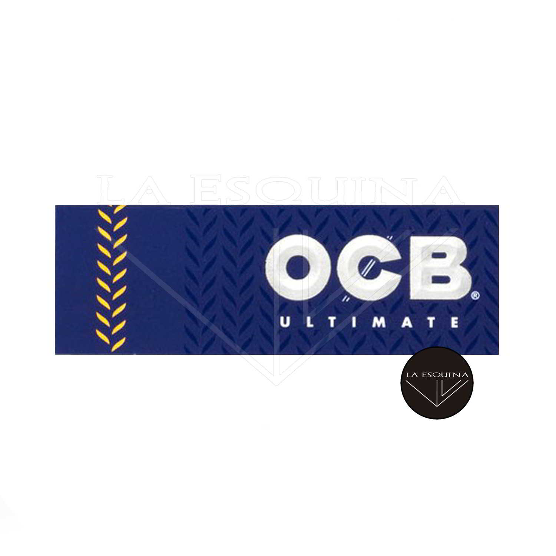 Papel OCB Ultimate Corto 70 mm