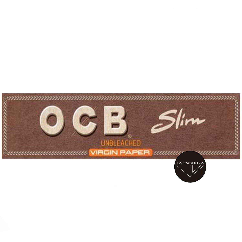 Papel OCB Virgin Paper Largo 110 mm