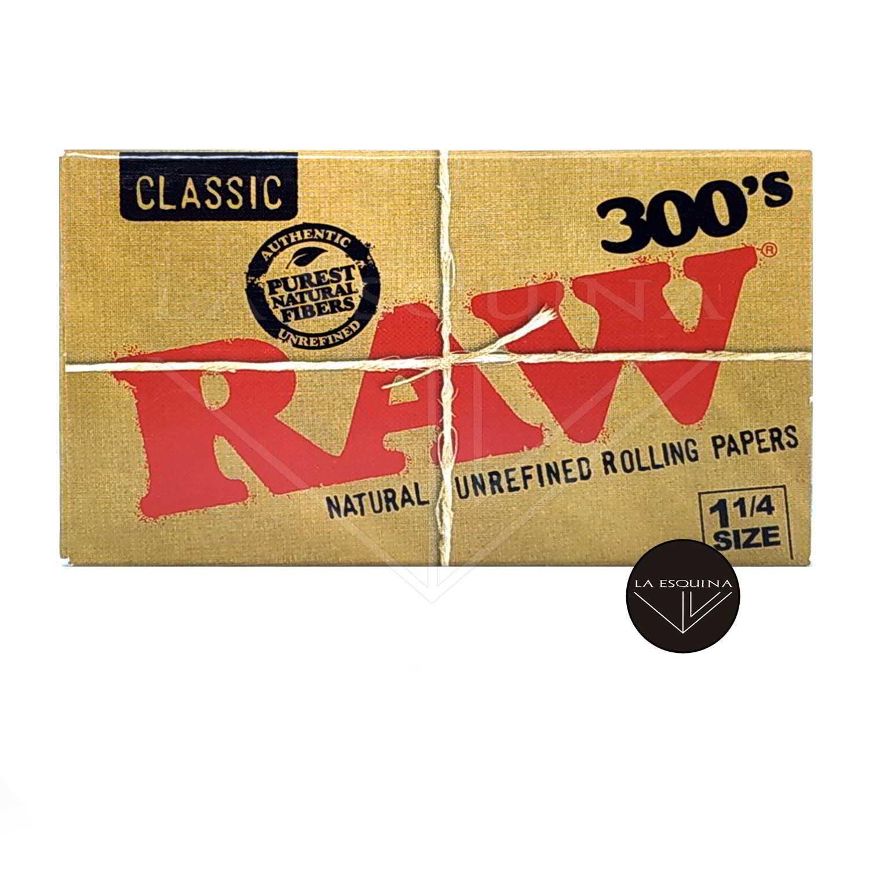Papel RAW 300 78 mm