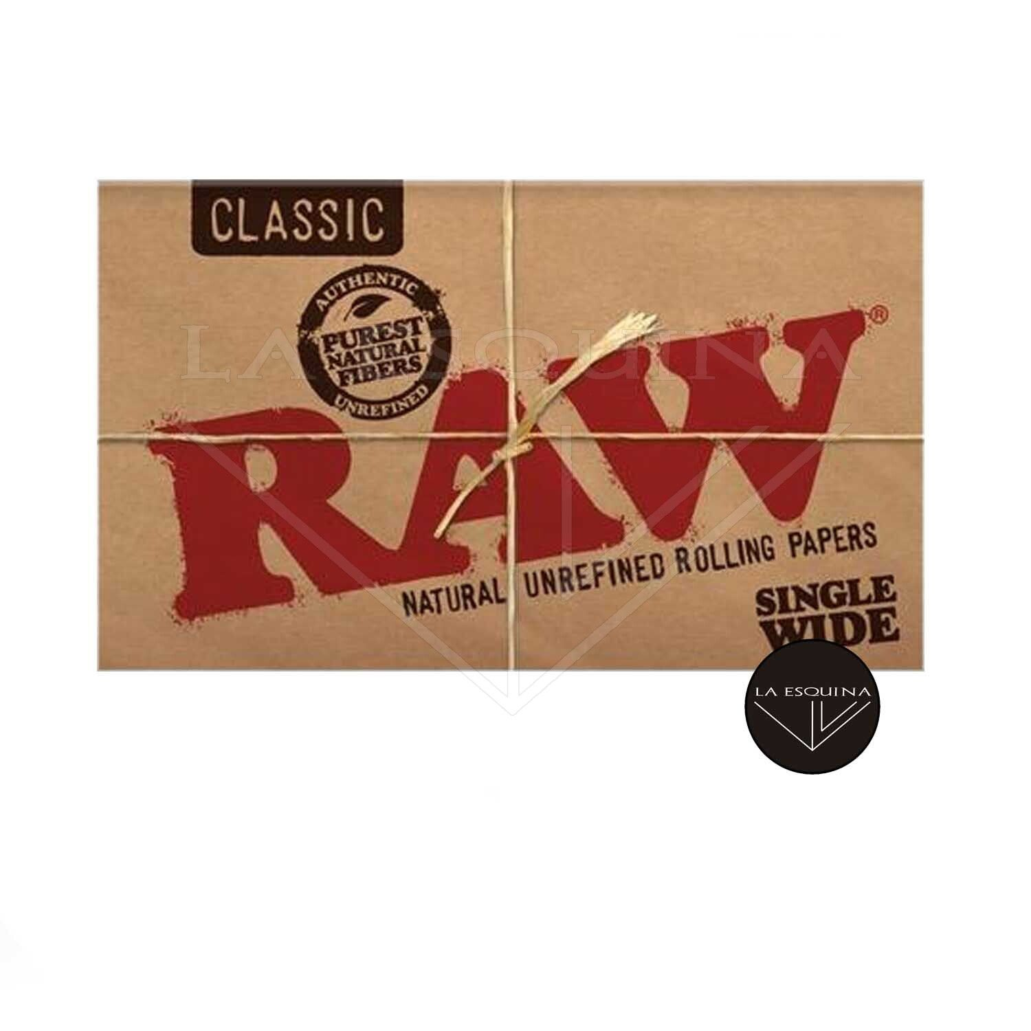 Papel RAW Doble 70 mm