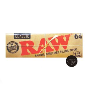 Papel RAW 78 mm 64 Papeles