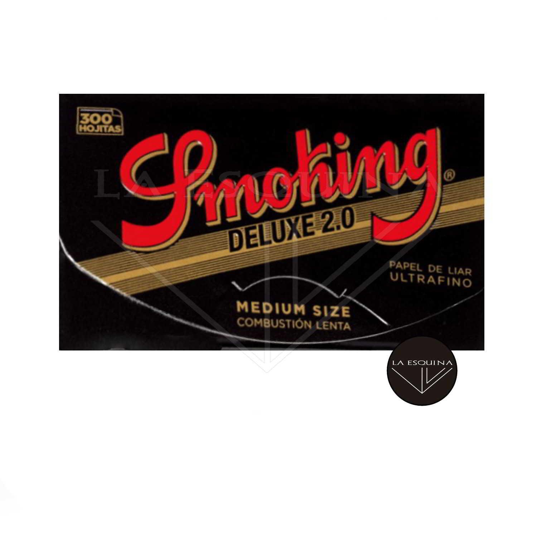 Papel SMOKING 300  78 mm
