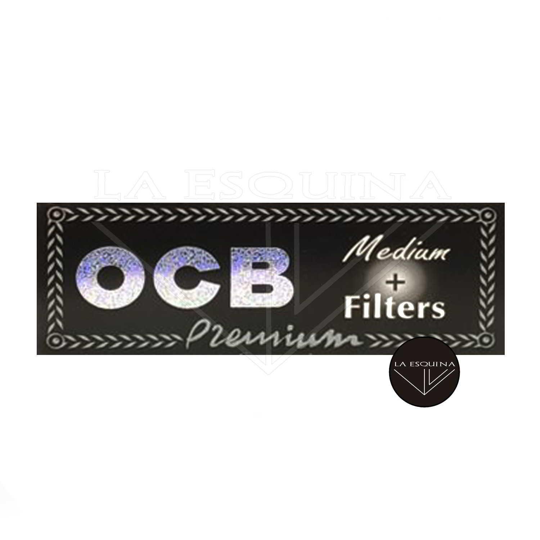 Papel OCB Premium + Filtros