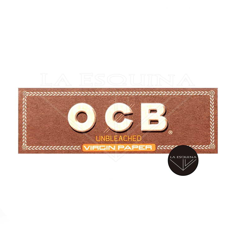 Papel OCB Virgin Paper 78 mm