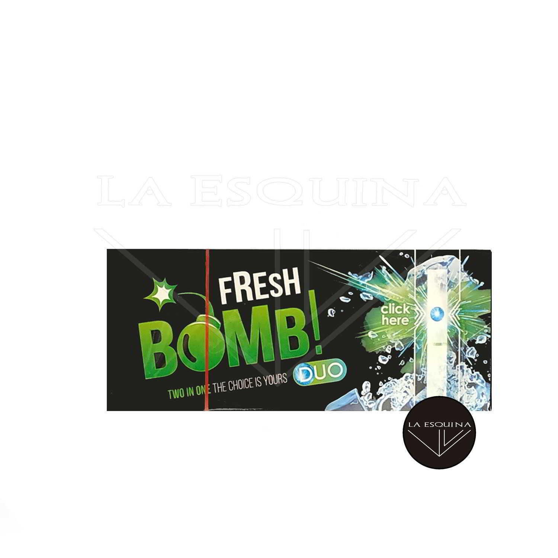 Tubos FRESH BOMB! Click Duo