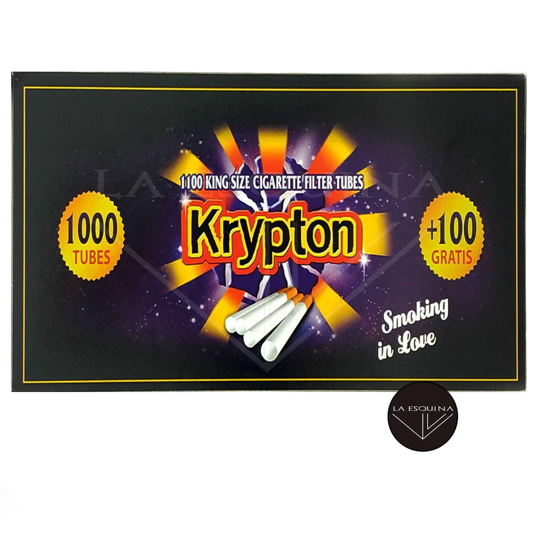Tubos KRYPTON 1100