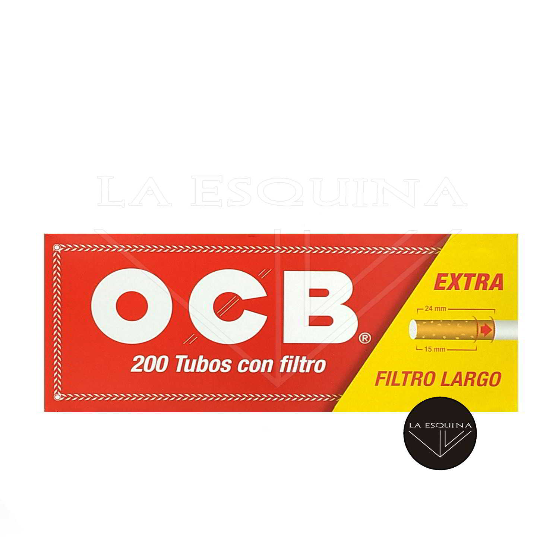 Tubos OCB Extra Largos 200