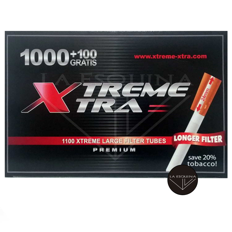 Tubos XTREME XTRA Largos 1100