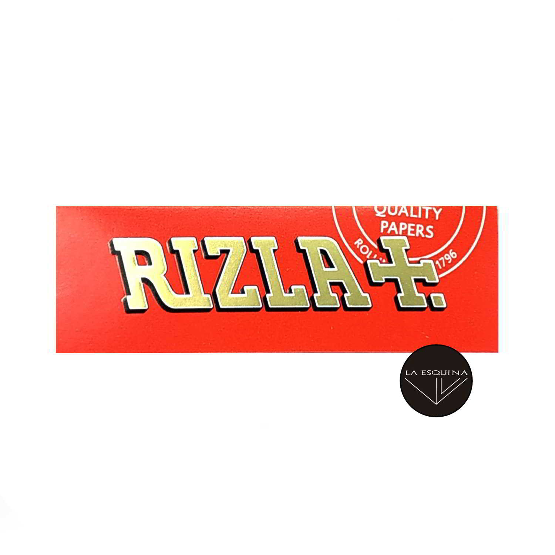 Papel RIZLA Rojo Corto 70 mm