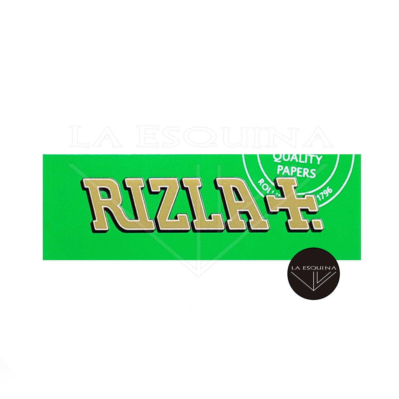 Papel RIZLA Verde Corto 70 mm
