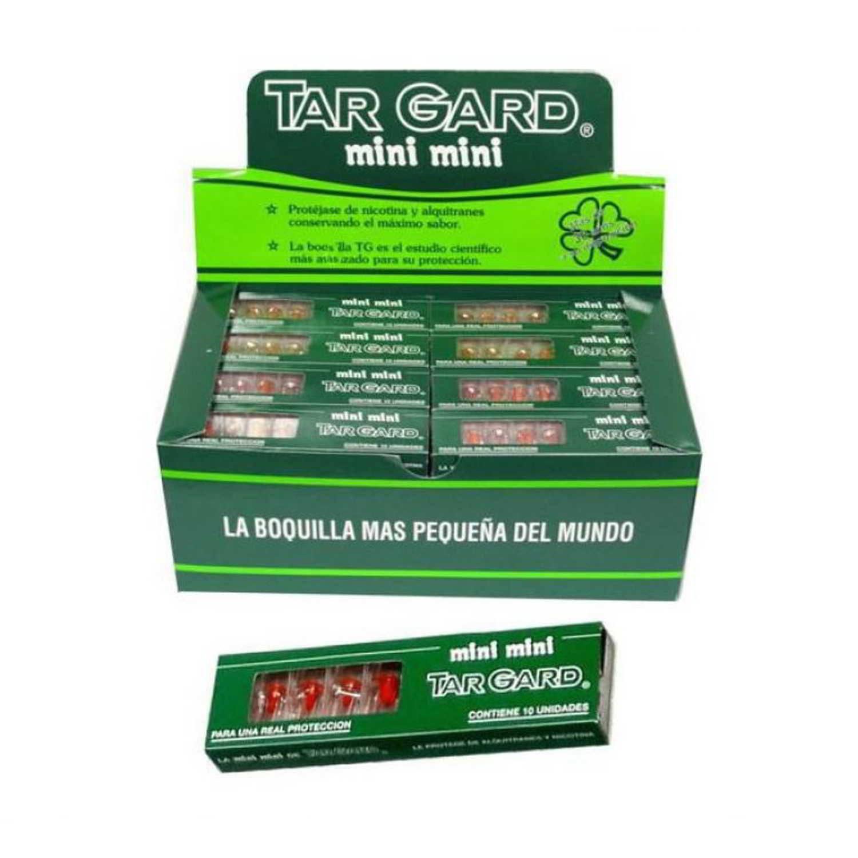 Caja de 48 Filtros TAR GARD Mini Mini