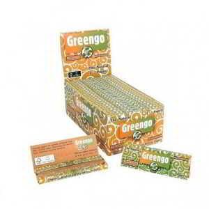 caja de 50 papeles Greengo de 78mm