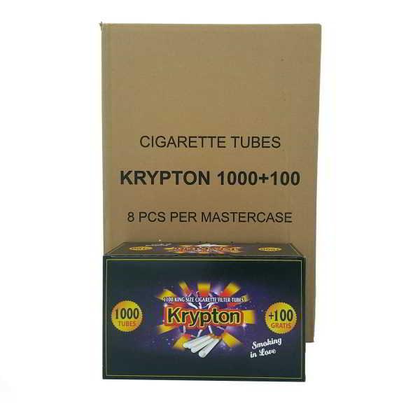 Caja de 8 paquetes de tubos krypton de 1100