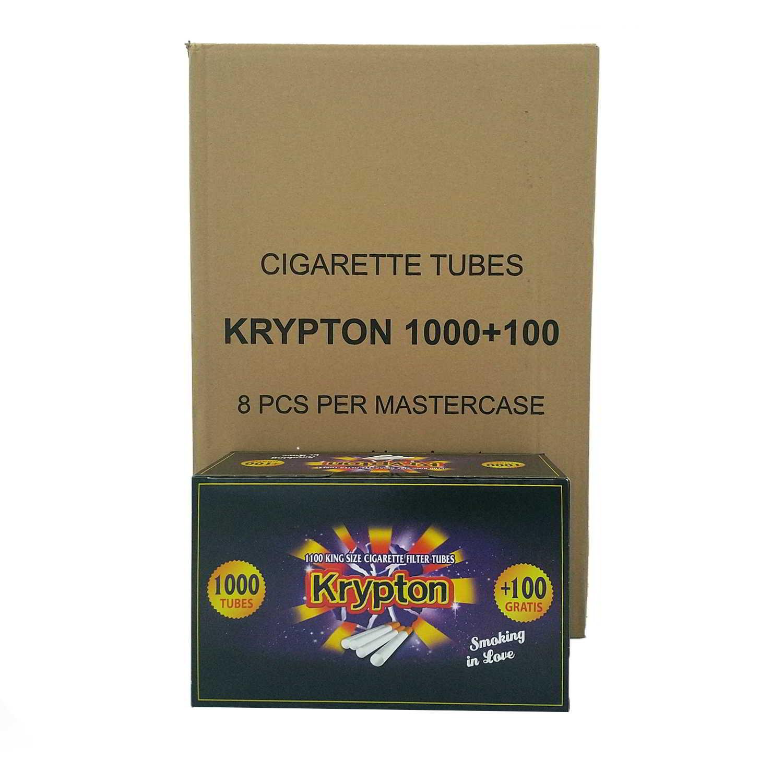 Caja de 8 Tubos KRYPTON 1100