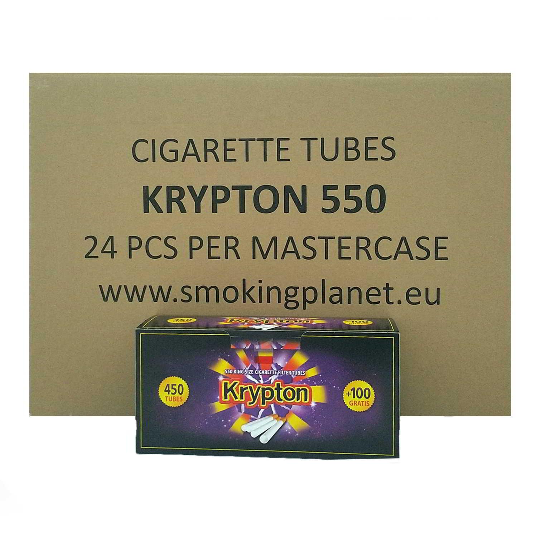 Caja de 24 Tubos KRYPTON 550