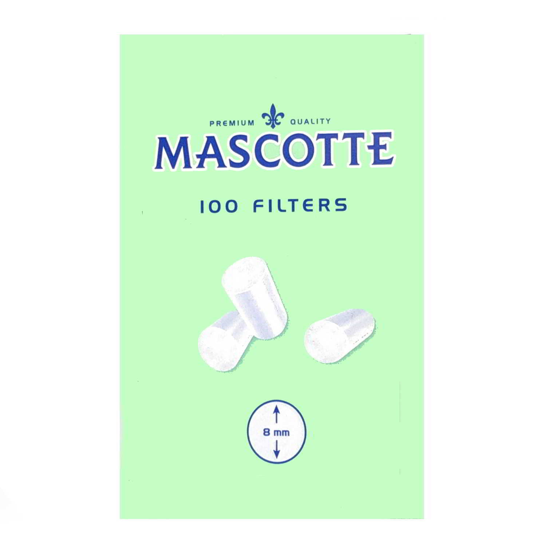 Filtros MASCOTTE Regular 8 mm