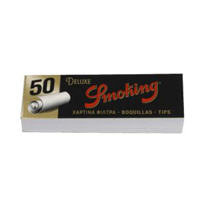 Filtros SMOKING de Cartón