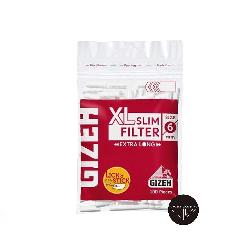 Filtros GIZEH Largo XL 6 mm