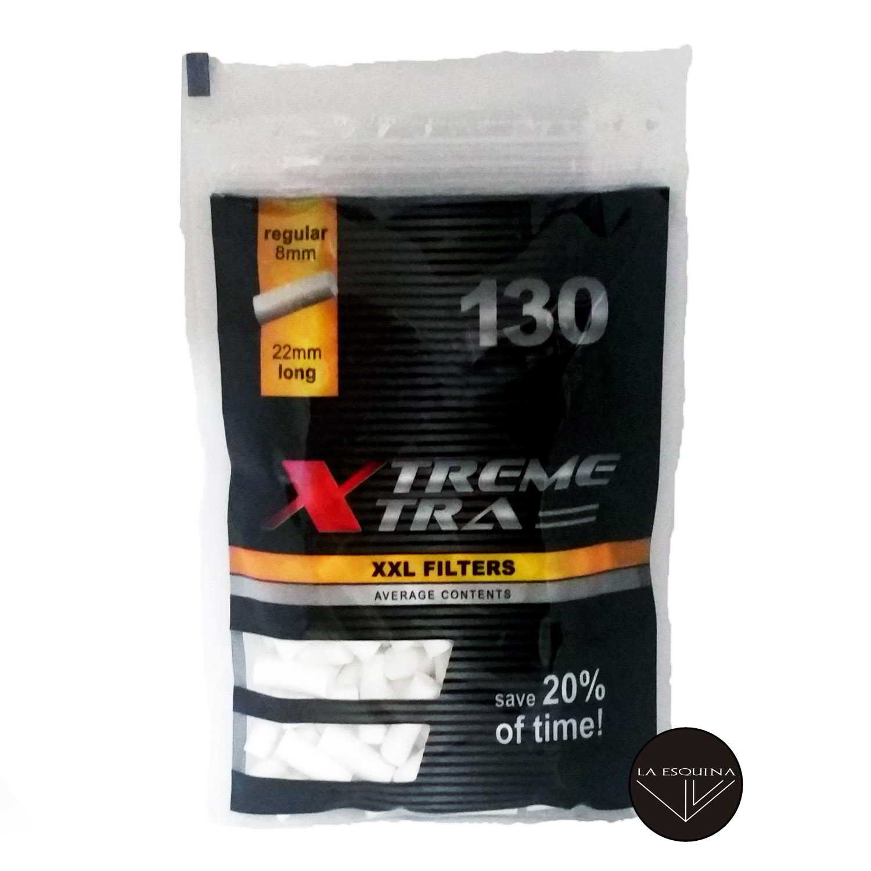 Filtros XTREME XTRA 8 mm Largos