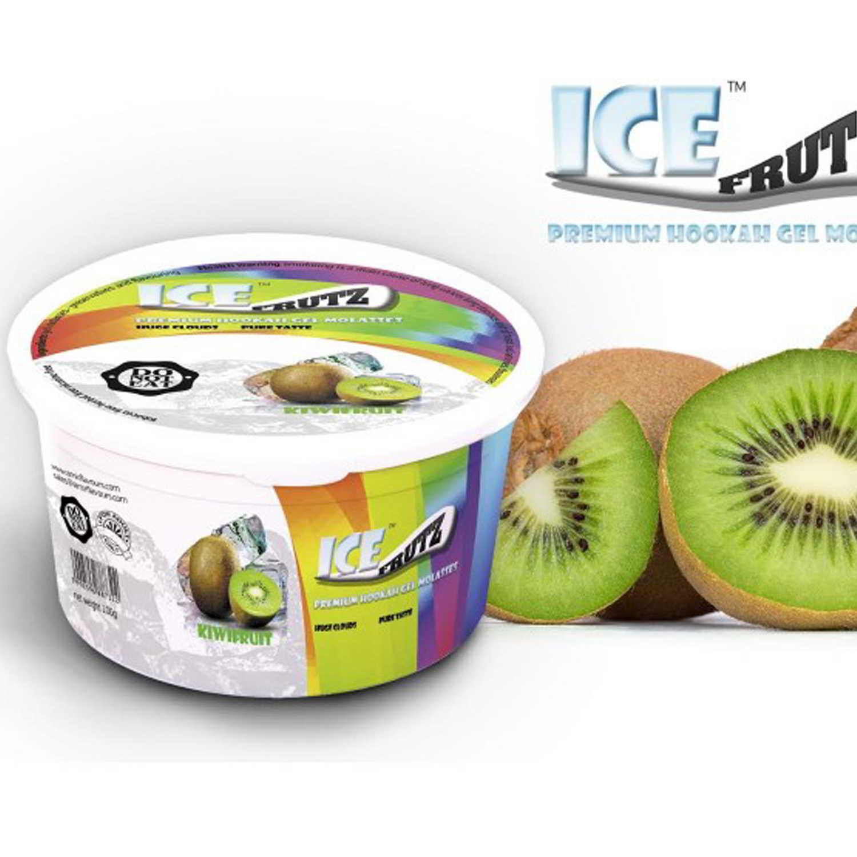 Gel ICE FRUTZ – 100 g. –Kiwi Fruit