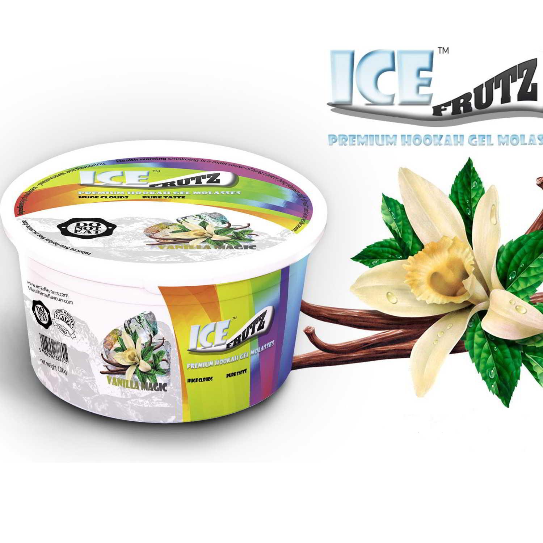 Gel ICE FRUTZ – 100 g. – Vanilla Magic