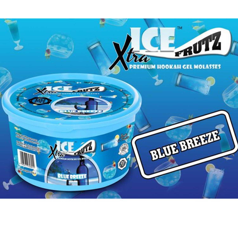Gel ICE FRUTZ Xtra – 100 g. – Blue Breeze