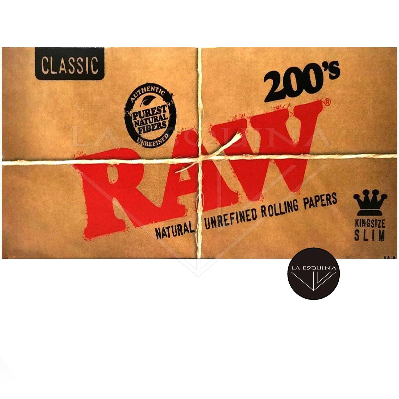 Papel RAW 200 Largo 110 mm