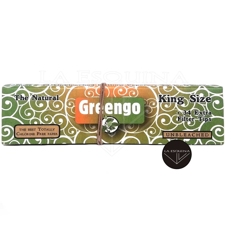 Papel GREENGO Largo 110 mm + Filtros