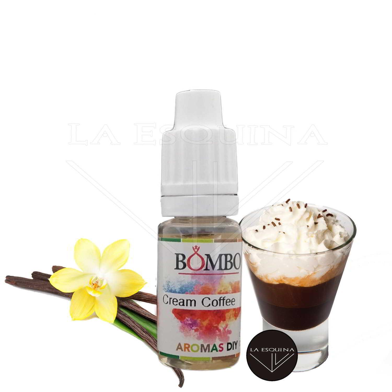 Aroma BOMBO Cream Coffee 10ml