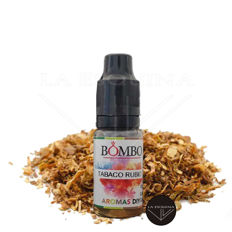 Aroma BOMBO Tabaco Rubio 10ml