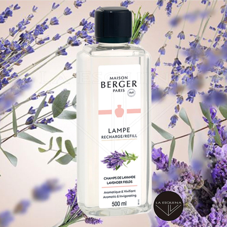 Parfum de Maison LAMPE BERGER Champs de Lavande 500ml