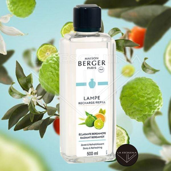 Recambio Lampe Berger Eclatante Bergamote aroma citrico