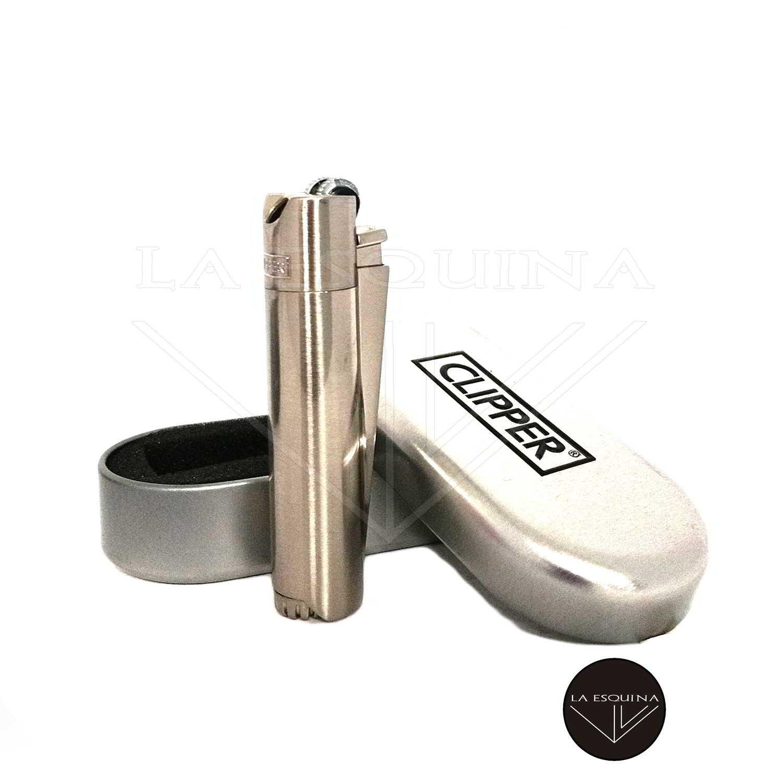 Encendedor CLIPPER Metal Pipe Lighter