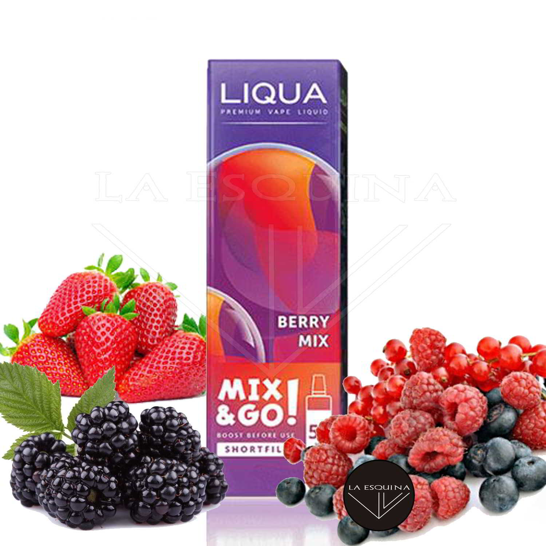 LIQUA Berry Mix 50 ml
