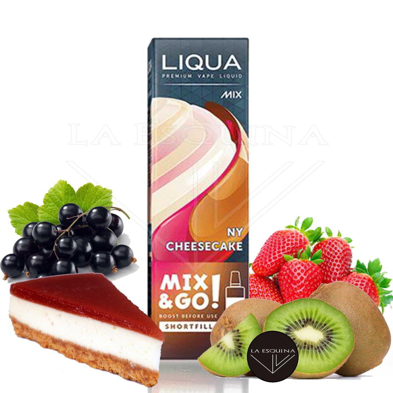 LIQUA NY Cheesecake 50 ml